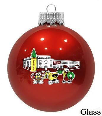 Boyer Candy Commemorative Christmas Ornament - Boyer Candy Collectible OrnamentsBoyerCandies.com